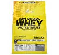 100% Natural Whey Protein Isolate 600g OLIMP Izolat białka