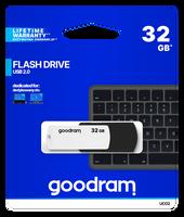 Pendrive Goodram USB 2.0 32GB czarno-biały