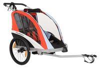 Przyczepka rowerowa WeeRide BUGGY GO 3w1: przyczepka, jogger, wózek