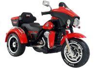 Motocykl Na Akumulator Abm-5288 Czerwony
