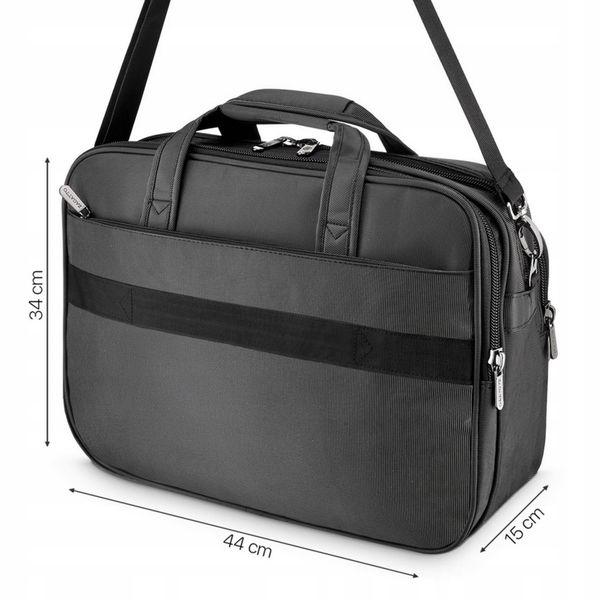 Wielofunkcyjna biznesowa torba na laptopa Zagatto Oxford ZG102 zdjęcie 2