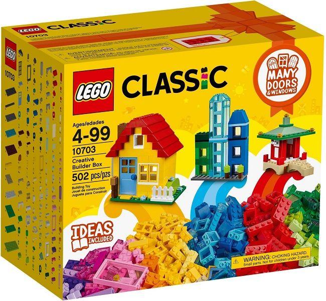 LEGO CLASSIC Zestaw Kreatywnego Konstruktora 10703 zdjęcie 1