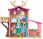 Domek Jelonków Enchantimals FRH50 Mattel    SKLEP NYGUS
