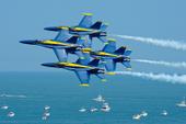 Kolorowe samoloty Rozmiar - 90x60