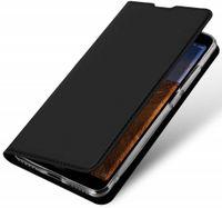 Etui SAMSUNG GALAXY A01 z klapką Dux Ducis Skin Leather czarny