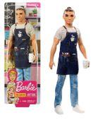 Lalka Barbie Ken Kariera Barista