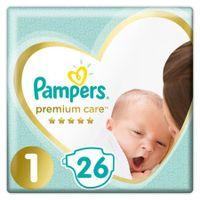 Pampers PC SMP Newborn/1 (26),