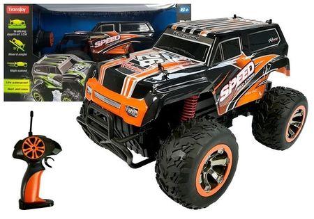 Terenowy Jeep Auto 1:18 R/c Pomarańczowe