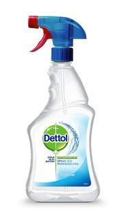 Dettol spray do czyszczenia powierzchni antybakteryjny Original 500ml