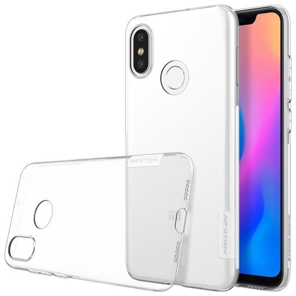 Etui Nillkin Nature Xiaomi Mi 8 - Crystal zdjęcie 6
