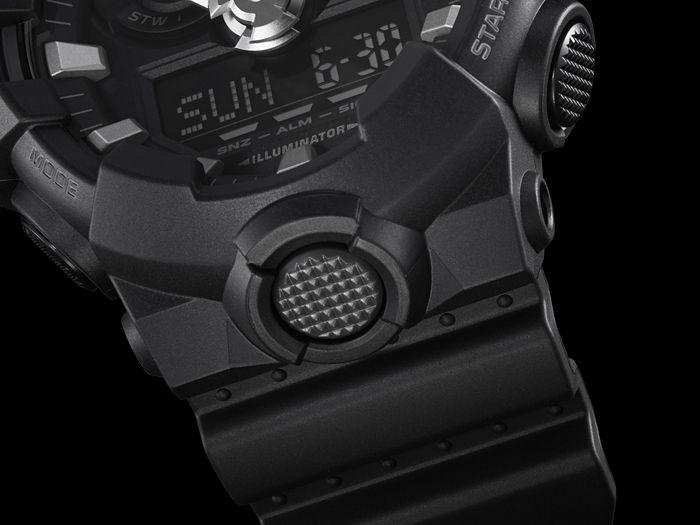 Zegarek męski Casio G-SHOCK GA-700-1BER zdjęcie 6