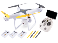 DRON OVERMAX X Bee Drone 3.3 WiFi KAMERA FPV LED