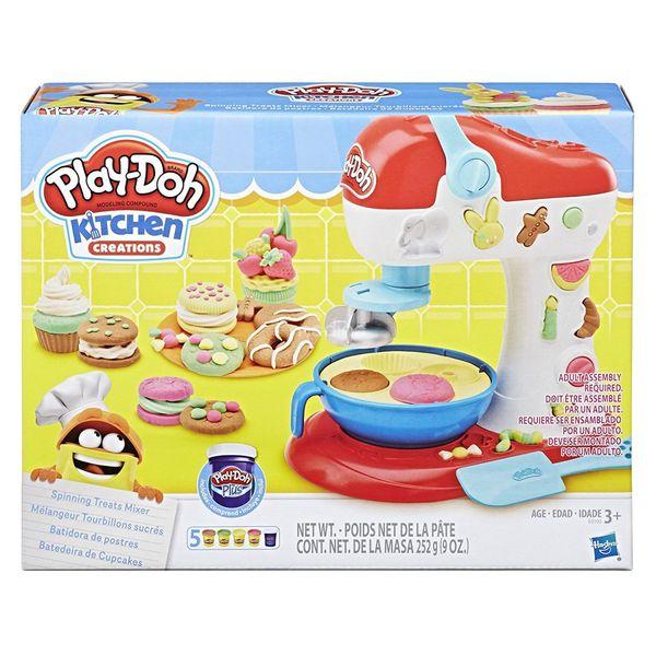 Mikser Ciastolina Play-Doh Hasbro E0102 zdjęcie 1