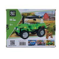 PEPCO - Klocki blocki (149 elementów) traktor