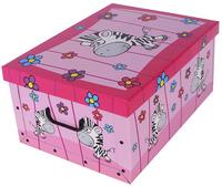 Pudełko Kartonowe Maxi Sawanna Zebra