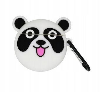 Sylikonowe Etui CASE Apple Airpods 1 2 Panda