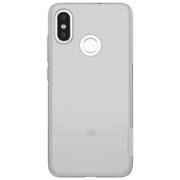 Etui Nillkin Nature Xiaomi Mi 8 - Grey zdjęcie 2