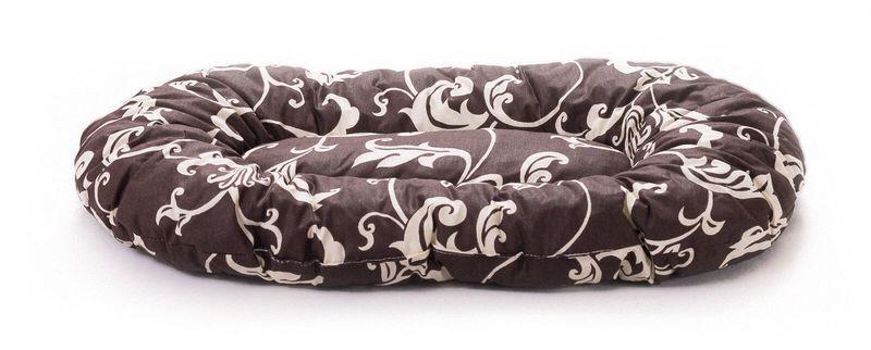 Wiklinowy leżak koszyk dla zwierząt dla kota pieska z poduszką III k22 zdjęcie 4