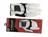 Rękawiczka do golfa Dunlop Tour Golf rozmiar M/L