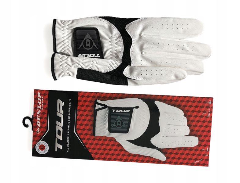 Rękawiczka do golfa Dunlop Tour Golf rozmiar M/L na Arena.pl