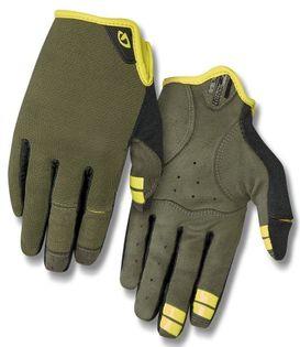 Rękawiczki męskie GIRO DND długi palec olive roz. XXL (obwód dłoni od 267 mm / dł. dłoni od 211 mm) (NEW)
