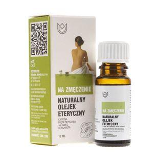 Naturalne Aromaty olejek eteryczny Na zmęczenie - 12 ml