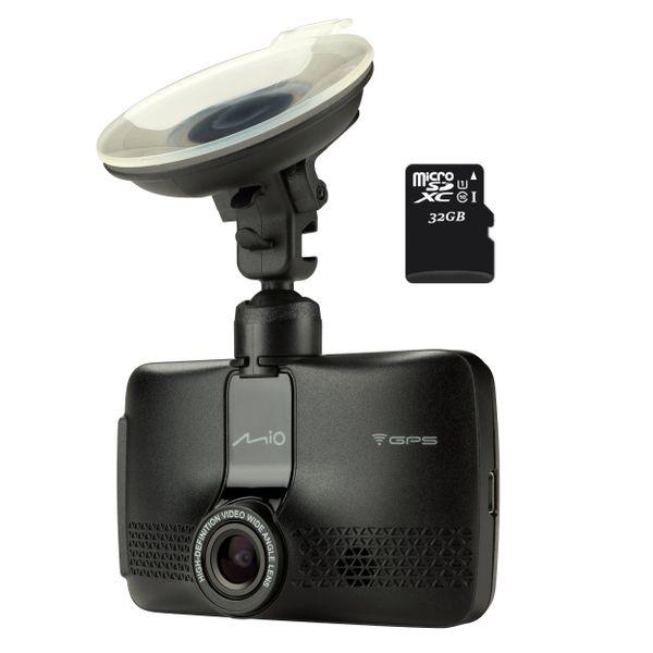 Mio MiVue 733 WiFi rejestrator jazdy GPS + karta 32GB zdjęcie 1