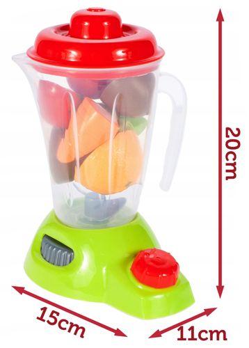Robot dla Dzieci Blender owoce do krojenia Mikser U143 na Arena.pl