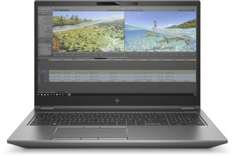 Hp Zbook Fury 15 G7 15.6/32Gb/ssd1Tb/nvidia Quadro T2000/w10P/szary