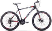 """Rower Romet Rambler 26 2M (17"""") czarno-czerwony"""