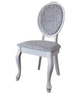 PIĘKNE Białe krzesło bukowe JULIA NOWE 2 lata GWARANCJI