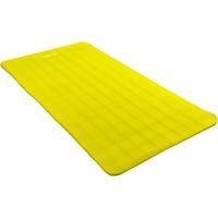 Żółta mata do ćwiczeń, jogi, masażu 190x100 cm MOVIT