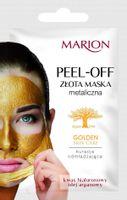 Marion Golden Skin Care Peel-Off Mask Złota Maska Metaliczna 6G
