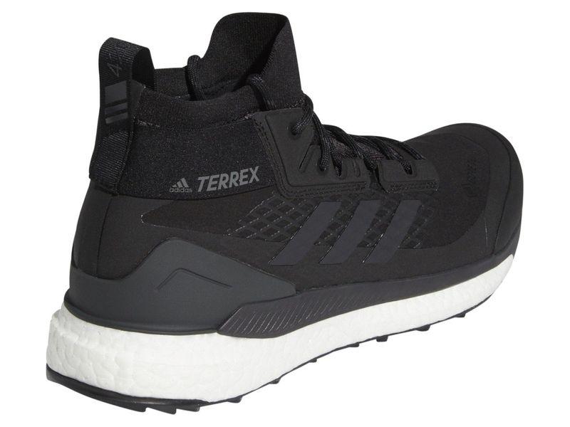 Buty męskie adidas Terrex Free Hiker D98046 | CZARNY | kup