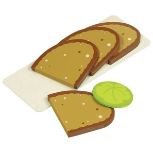 Chleb na desce - kanapki do krojenia