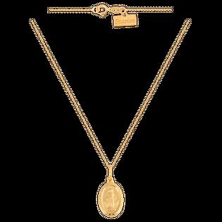 naszyjnik z Cudownym Medalikiemzłoto 585/14k