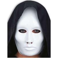maska HALLOWEEN fantom biała PHANTOM horror