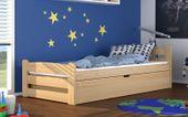Łóżko podnoszone DAWID 200x90 + materac sprężynowy