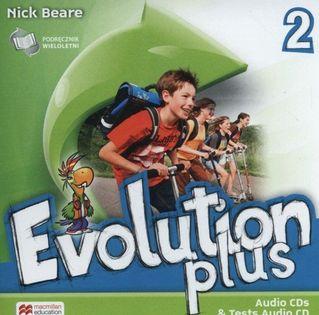 Evolution plus 2 Audio CD do wesji wieloletniej Beare Nick