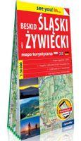 Beskid Śląski i Żywiecki mapa turystyczna 1:50 000