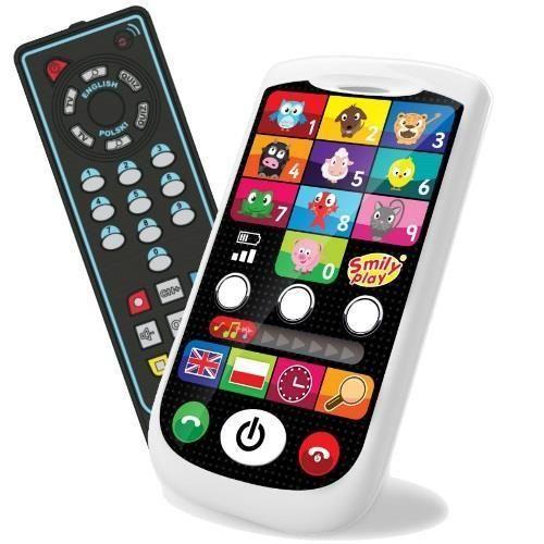 SMILY PLAY S13930 Smartfon i pilot TV zdjęcie 1