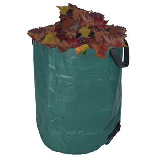 Kosz ogrodowy torba worek na liście trawę chwasty