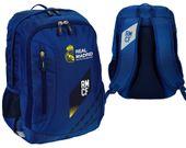 Plecak Szkolny REAL MADRYT RM-140 Młodzieżowy