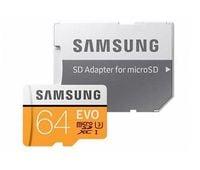 Samsung EVO microSDXC 64GB UHS-I U3 MB-MP64GA/EU