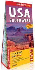 Comfort! map USA Południowo-Zachodnie (Southwest) praca zbiorowa