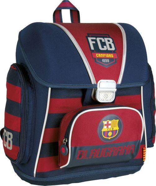 Tornister szkolny FC-76 FC Barcelona w zestawie Z7 zdjęcie 2