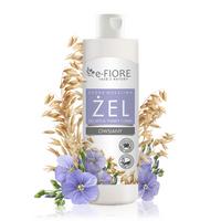 e-FIORE żel owsiany do mycia twarzy i ciała do skóry suchej i wrażliwej 250ml