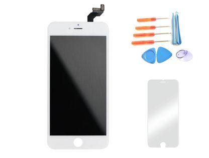 Wyświetlacz iPhone 6s BIAŁY  +szkło i narzędzia 