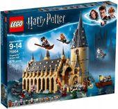 LEGO HARRY POTTER Wielka Sala w Hogwarcie 75954