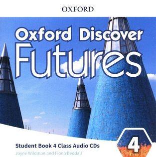 Oxford Discover Futures 4 Class Audio CDs Wildman Jayne, Beddall Fiona